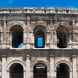 ストック写真: Ancient Romamphitheater in Nimes, France