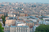 View of Paris from Montmartre — Stock Photo