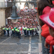 Stock Photo: Festival of SFermin in Pamplona