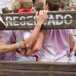 Festival of SFermin in Pamplona — Stock Photo #25780239