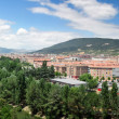 Stock Photo: View of new residential areas of Pamplona