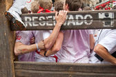 Festival of San Fermin in Pamplona — Stock Photo