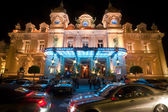 Monte Carlo Casino in Monaco — Stock Photo