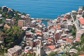 Coastal village of Rio Maggiore, Italy — Stock Photo