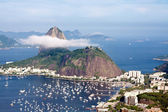 Sugar Loaf in Rio — Stock Photo