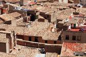 Çatılar villena, İspanya — Stok fotoğraf