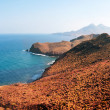 Mediterranean coast, province of Almeria, Spain — Stock Photo