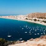 Mediterranean coast, city of Calahonda, Province of Almeria, Spa — Stock Photo