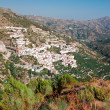 Village Otivar, Province of Granada, Spain — Stock Photo