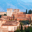 Alhambra palace, Granada, Spain — Stock Photo