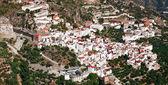 Villaggio stra, provincia di granada, spagna — Foto Stock