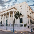 Bank of Spain in Malaga, Andalusia Spain — Stock Photo
