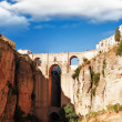 Ronda, Malaga Province, Andalusia, Spine — Stock Photo