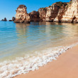 Coastal cliffs (Ponta da Piedade), Lagos, Portugal — Stock Photo #36485057