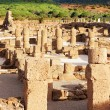 "Stock Photo: Ruins Roman of ""Baelo Claudia"" in ""Bolonia"" beach, province Cad"