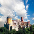 Palace of Pena in Sintra, Portugal — Stock Photo