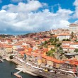 View of old town of Porto, Portugal — Stok fotoğraf