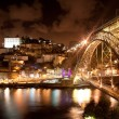 Bridge Dom Louis, Porto, Portugal — Stock Photo