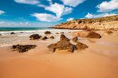 Beach Bolonia, province Cadiz, Andalucia, Spain — Stok fotoğraf