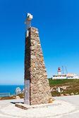 Cabo da Roca (Cape Roca) Sintra, Portugal — Foto Stock