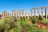 акведук лос милагрос, мерида, испания — Стоковое фото