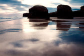 Beach of cathedrals, Galicia, Spain — Foto de Stock
