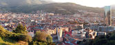 View of city Bilbao, Spain — Stock Photo