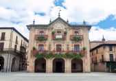 Building Municipality of Onati, Basque Country, Spain — Stock Photo