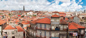 View of old town of Porto, Portugal — Stockfoto