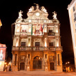 Stock Photo: Town Hall of Pamplona, Navarra, Spain