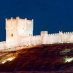 Castle of Penafiel, Valladolid, Spain — Stock Photo