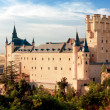 Castle Alcazar of Segovia, Castilla and Leon, Spain — Stock Photo