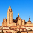 Cathedral of Segovia, Spain — Stock Photo
