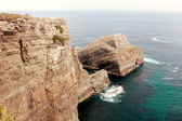 Island Chouzano, Asturias, Spain — Foto Stock