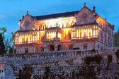 Palace Sobrellano, Comillas, Cantabria, Spine — Stock Photo