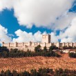 Stock Photo: Castle of Penafiel, Valladolid, Spain