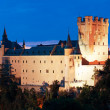Stock Photo: Castle Alcazar of Segovia, Castilland Leon, Spain