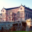 Stock Photo: Palace Sobrellano, Comillas, Cantabria, Spine