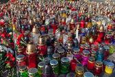記念の蝋燭 — ストック写真