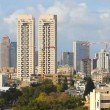 Tel Aviv - Ramat Gan City - Stock Photo