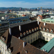 Stock Photo: View of Vienna