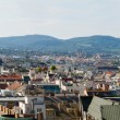 Panorama of Vienna - Stock Photo