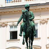 Austrian Emperor — Stock Photo