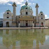 St. Charles's Church, Vienna — Photo