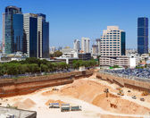 Tel-Aviv city — Stock Photo