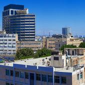Miasto tel-aviv — Zdjęcie stockowe