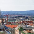 Panorama of Vienna — Stock Photo #17251499