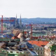 Panorama of Vienna — Stock Photo #17253021
