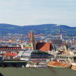 Panorama of Vienna — Stock Photo #17254499