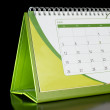 Calendar organizer — Stock Photo